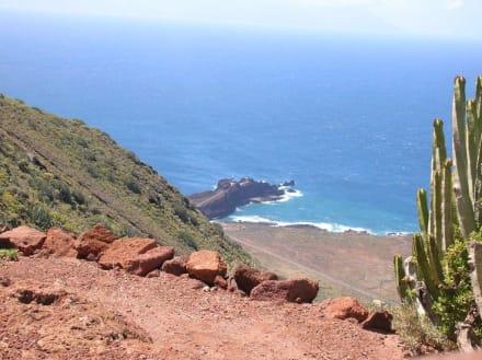 Blick auf den Punta de Teno - Punta de Teno