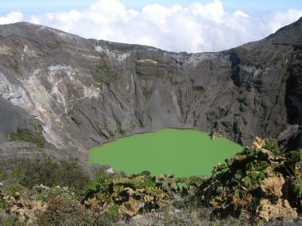 Vulkan Irazu - Irazú