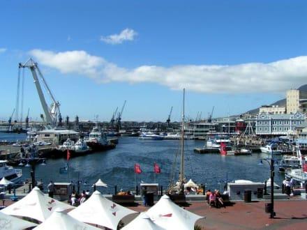 Hafen von Kapstadt - Alfred & Victoria Waterfront