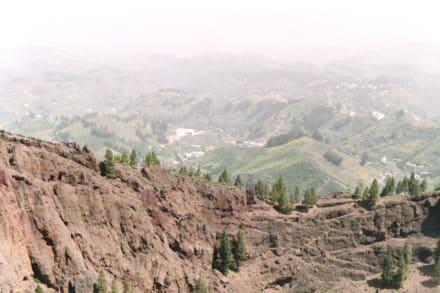 Caldera Pinos de Galdar -  Gran Canaria - Bergwelt