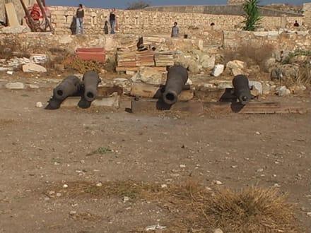 in der alten Festung - Altstadt Rethymno