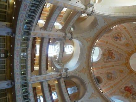Innenraum - Frauenkirche