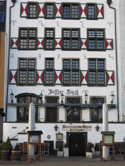 Schönes altes Haus - Altstadt Köln
