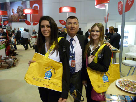 Die ITB 2014 in Berlin - ITB - Tourismuss Messe
