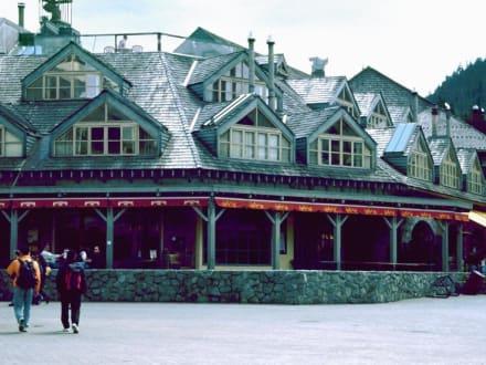 Whistler - Zentrum Whistler