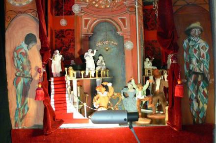 Figurenausstellung - Tourrettes sur Loup