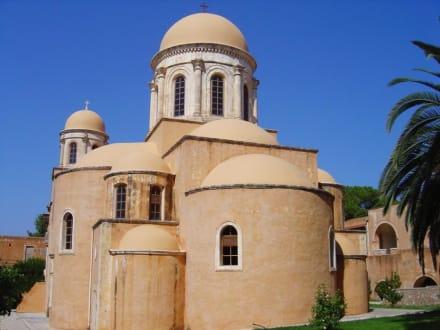 Kuppelkirche des Klosters Agia Triada - Kloster Agia Triada