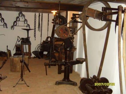 Die Schmiede! - Landwirtschaftsmuseum Meldorf