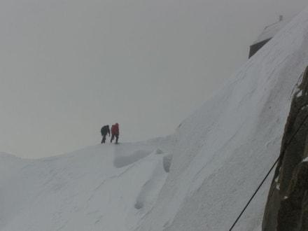 Berg/Vulkan/Gebirge - Aiguille du Midi