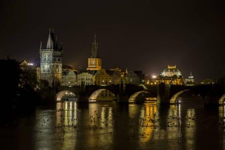 Karlsbrücke Prag - Karlsbrücke