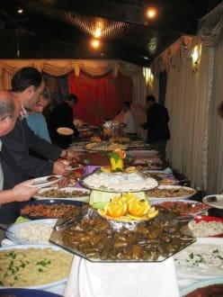 Buffet - Türkischer Abend
