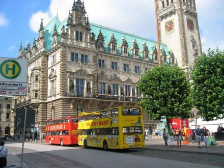 Rathaus Hamburg - Rathaus