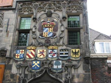 Handelshaus - Zentrum Delft