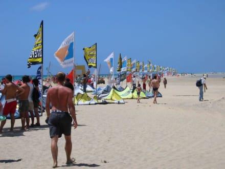 Playas de Sotavento - Playa de Sotavento