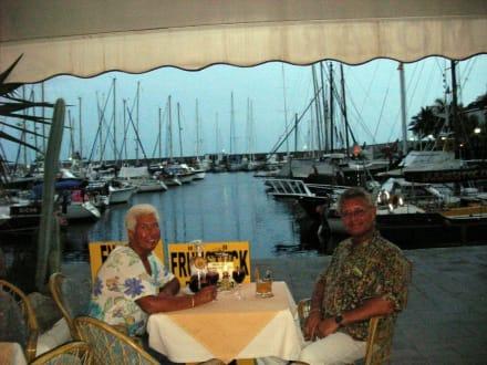Besuch im Restaurant Mozart - Restaurant Mozart