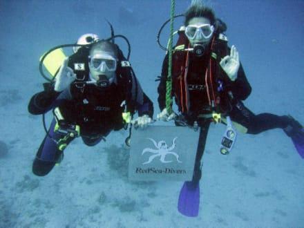 Wir - Tauchbasis Annette & Robby Redsea-Divers Hurghada