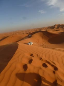 Wüstentour - Wüstentour Dubai