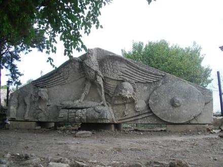 Ausflug Side - Ruinen Side