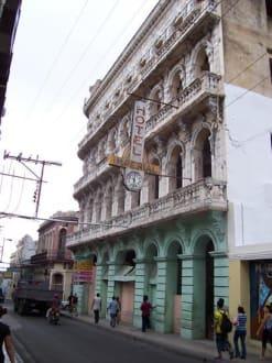 Ehemaliges Hotel Imperial - Altstadt Santiago de Cuba