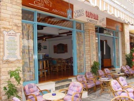 wie bei Freunden - Cafe-Bar Christos