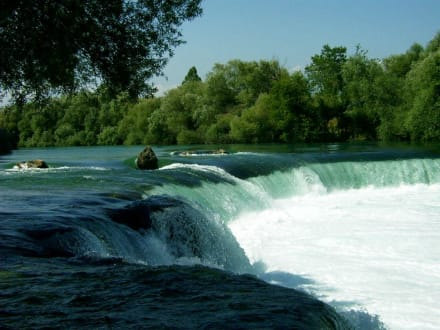 Wasserfall Manavgat - Manavgat Wasserfälle
