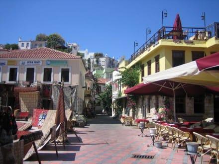 Altstadt von Marmaris - Yachthafen Marmaris