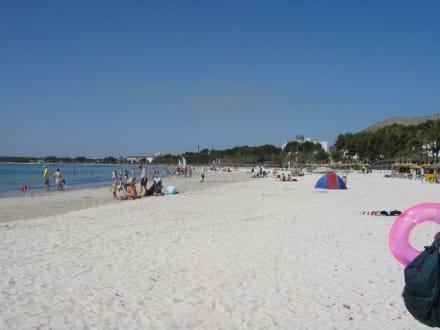 Strand - Strand Alcudia