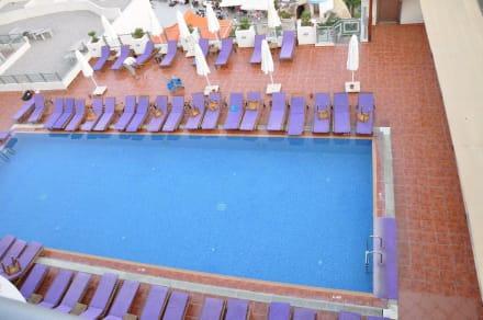 Une des piscines - Lighthouse Beach Hotel Bodrum