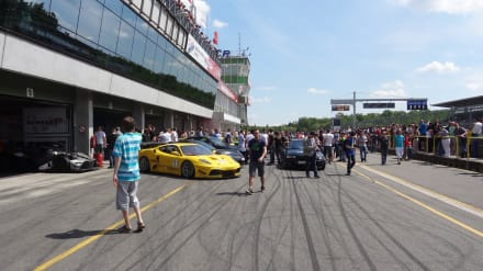 Internationales Sportwagentreffen 2012 In Brünn - Automotodrom Brno