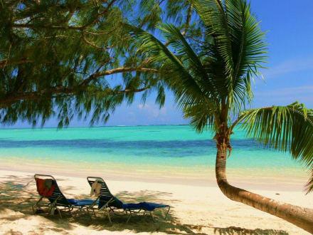 Zu schön um die Augen zu schließen (Augenschmerz) - Playa Bávaro