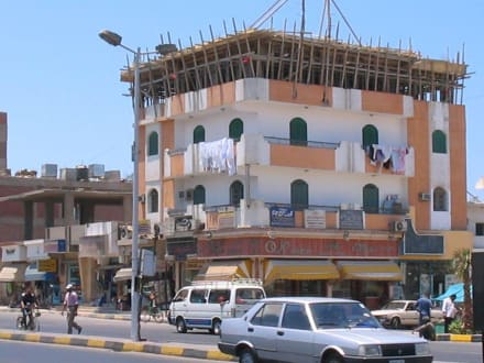 Hurghada Downtown - Zentrum Hurghada