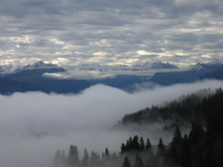 Über den Wolken - Grüsch-Danusa