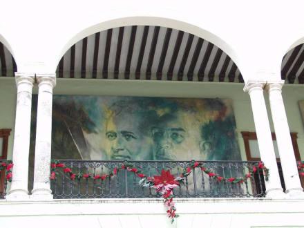 Mexiko, Valladolid - Palacio de Gobierno