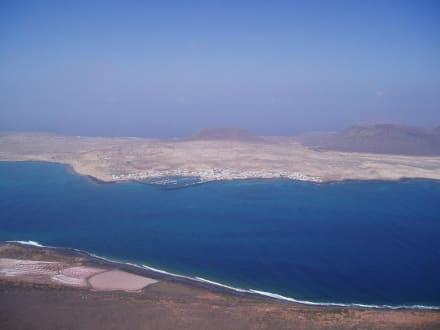 Lanzarote: Insel La Graciosa - Mirador del Río