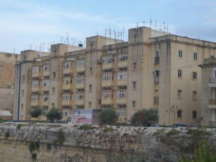 Antennenmeer ... - Altstadt Valletta