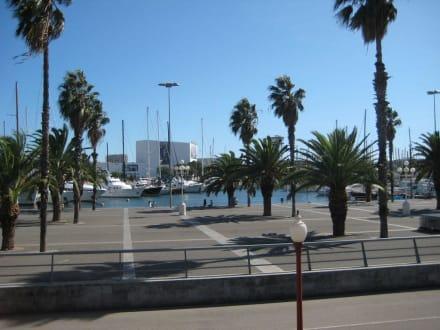 Hafenpromenade - Hafen Barcelona