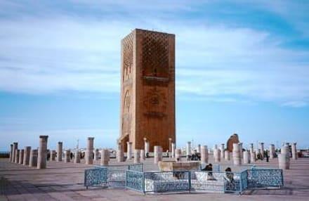 Rabat - Hassan Turm