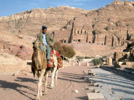 Historic sites (castle, palace, ruins, etc.) - Petra
