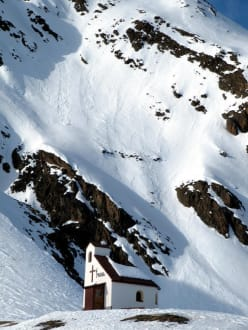 Rotkogljoch - Skigebiet Sölden