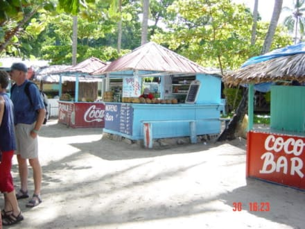 Bacardi Insel - Bacardi Insel - Isla Cayo Levantado