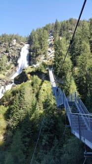 Wasserfall - Ötztaler Alpen