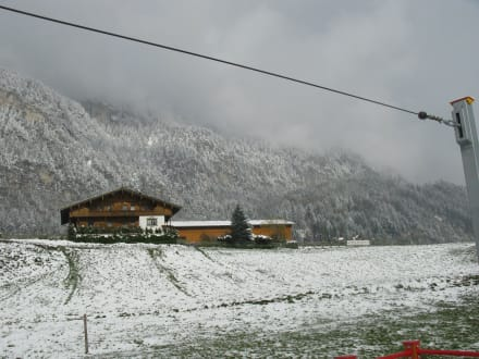 Vue - Hotel Haflingerhof