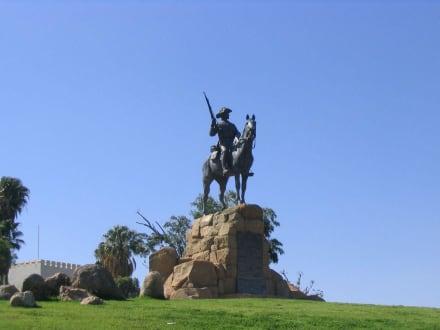 Das Reiterdenkmal - Reiterdenkmal