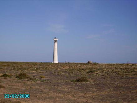 Leuchturm - Strand Jandia