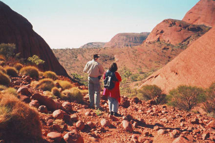 Valley of the Winds Walk - Olgas / Kata Tjuta