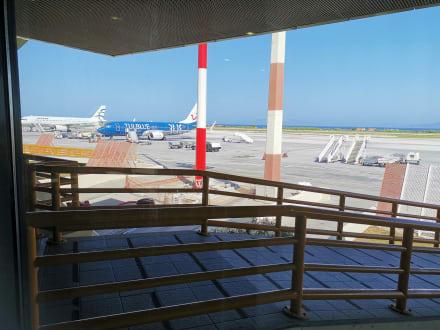 Rhodos Karte Flughafen.Flughafen Rhodos Diagoras Rho In Paradeisi Holidaycheck