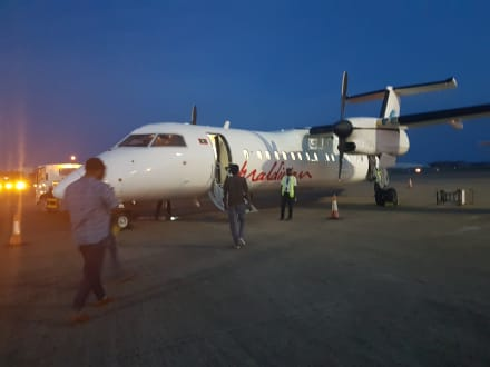 Flughafen Malé (MLE)  - Flughafen Malé (MLE)