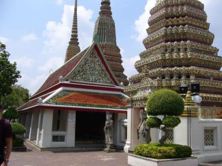 Tempel im Wat Pho - Wat Pho