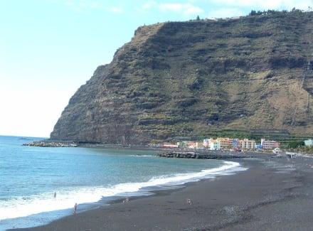 La Palma - Tazacorte - Strand Tazacorte