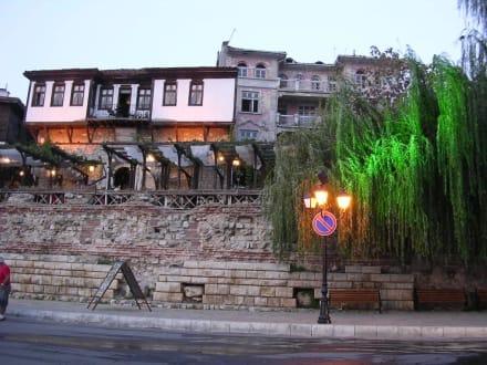 Altes Fischrestaurant - Altstadt Nessebar